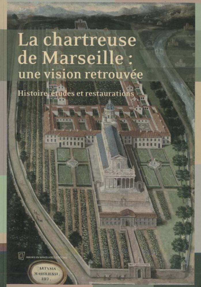 """Couverture de """"La Chartreuse de Marseille"""""""