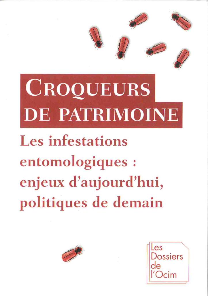 """Couverture de """"Croqueurs de patrimoine"""""""